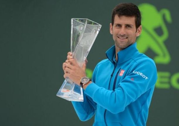 Djokovic, Master of Masters, Wins Miami