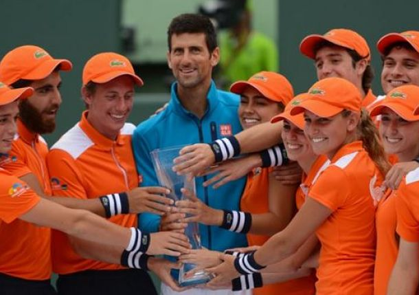 Djokovic Is New All-Time ATP Prize Money Earner