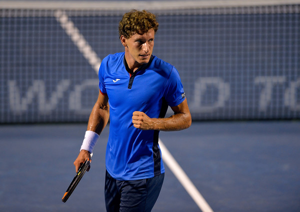 Carreno Busta Wins Maiden ATP Title in Winston-Salem