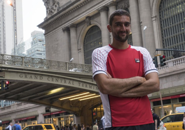 Cilic on New Coach and US Open Aims