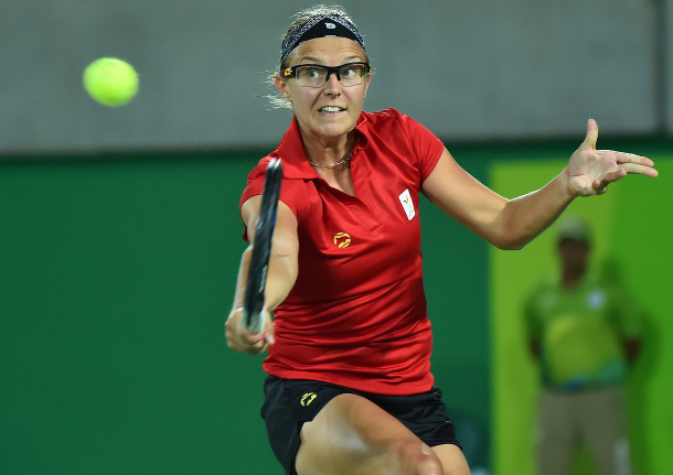 Flipkens Fights Off Venus In Olympic Thriller