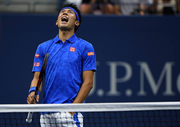 Nishikori Fights Off Murray In US Open Thriller