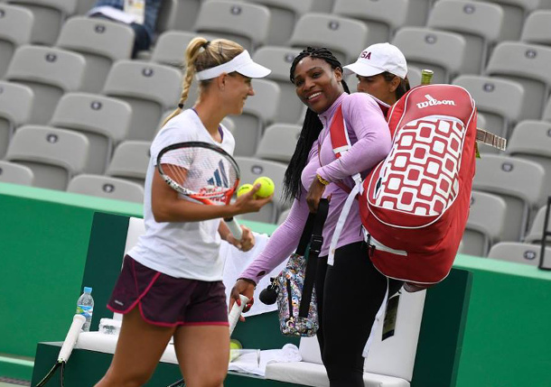 Gold Standard: Serena Faces Challenges in Olympic Draw