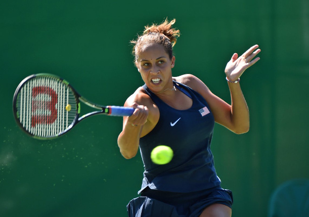 Keys Edges Mladenovic in Longest Rio Match