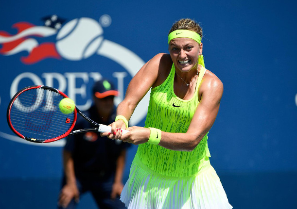 Kvitova Seeking Calm Amid New York City Swirl
