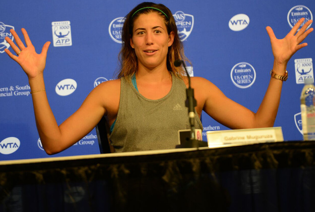 Muguruza: US Open Is Toughest Major