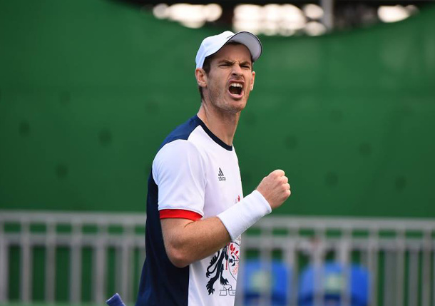 Murray Rolls Nishikori, Returns To Olympic Final