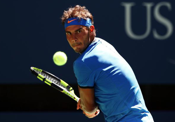 Nadal Tears Into US Open Second Round