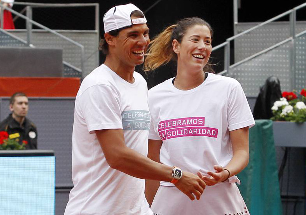 Nadal, Muguruza Are ITF World Champions