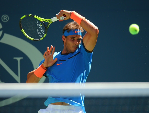 Nadal Says Forehand Needs to Improve