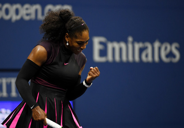 Serena Enjoys Efficient Opening Round Win Over Makarova