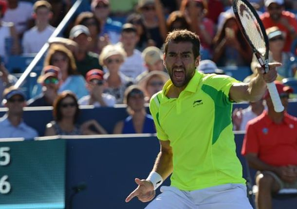 Cilic Snaps Murray, Big Four Streaks in Cincy