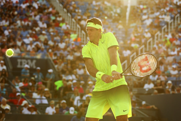 Del Potro Notches First U.S. Open Win Since '13