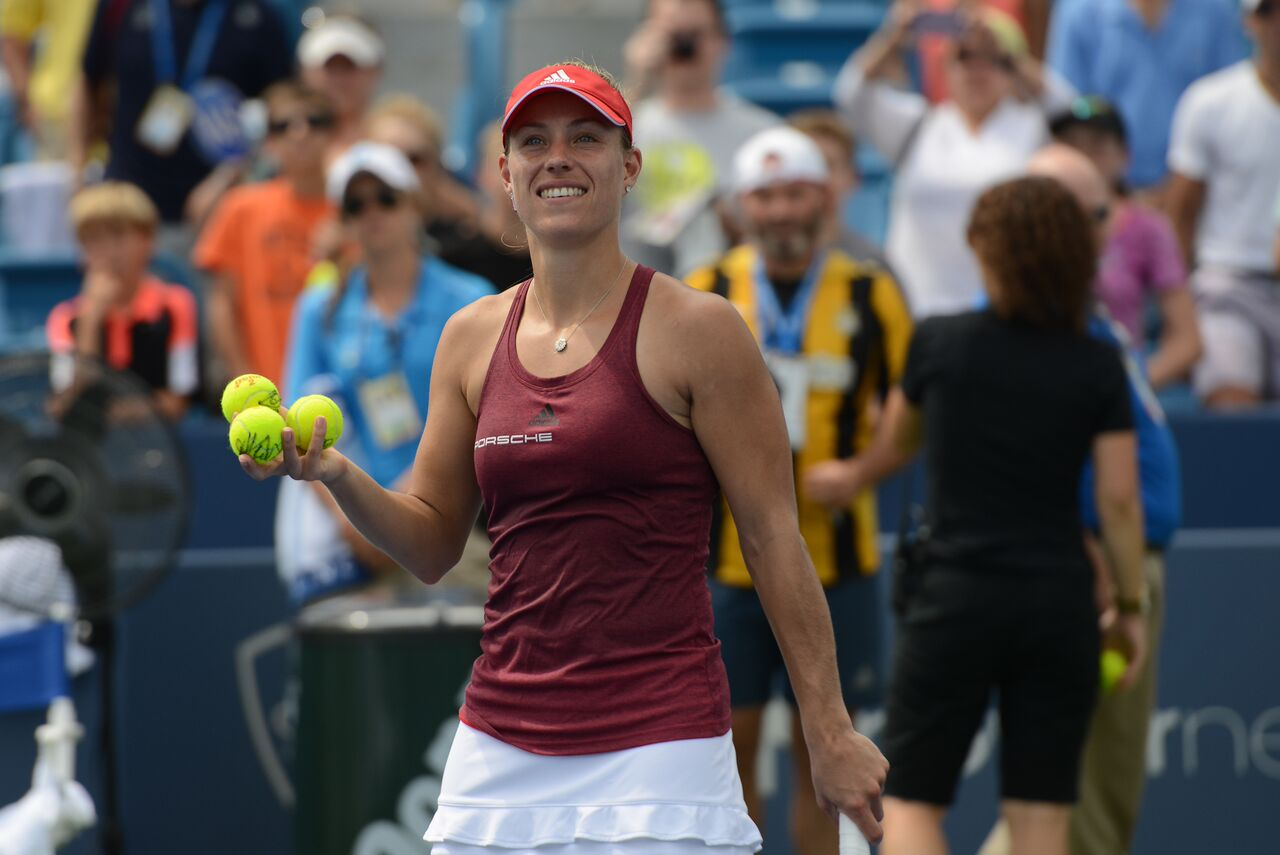 Kerber: I'm Not a Machine