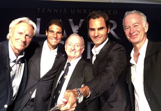 Laver Cup Brings Stars Together, Pits Europe Against World