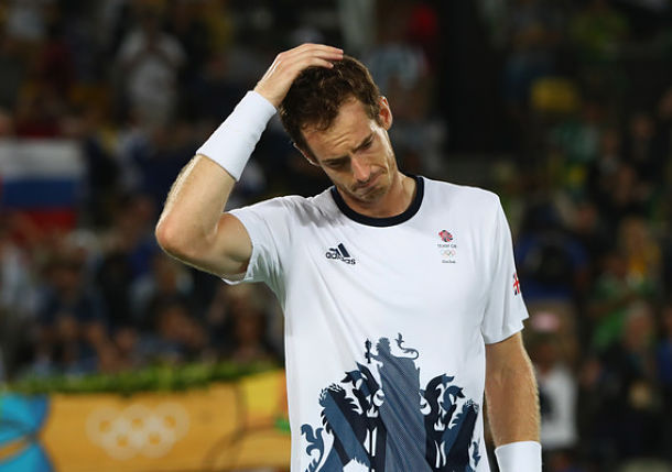 Murray's Tears of Joy Come with a Golden Hue