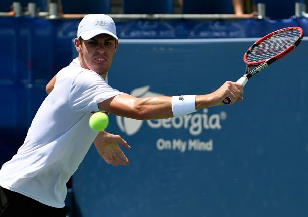 Japan's Nishioka into Atlanta Open semis