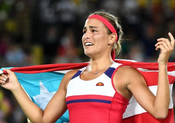 Monica Puig Still Cannot Believe What She Has Achieved
