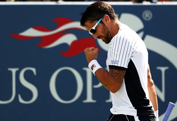 After Satisfying Win, A Deep Chat for Tipsarevic