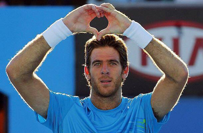 Del Potro Doubtful For Australian Open