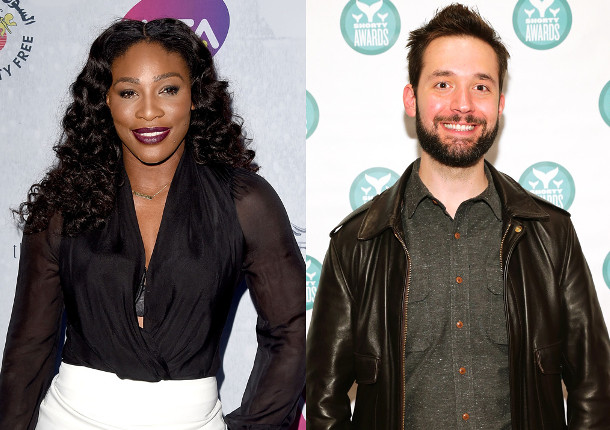 Serena is Engaged To Reddit Co-Founder Alexis Ohanian