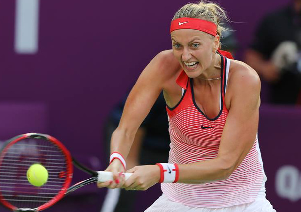 By the Numbers: Petra on Point, No.1 on the Line