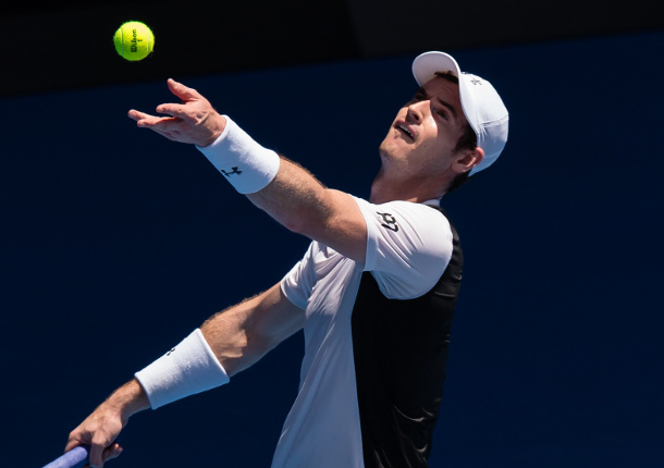 Watch: Murray, Henman Teach the Serve