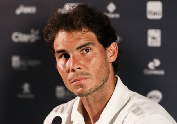 Nadal Sues Former French Minister For Doping Allegation