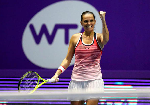 Vinci to Face Ivanovic in St. Petersburg Semifinals