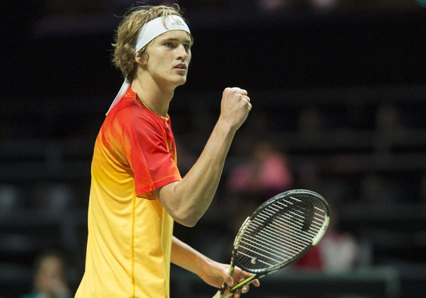 Zverev Subdues Simon, Reaches Rotterdam Quarterfinals