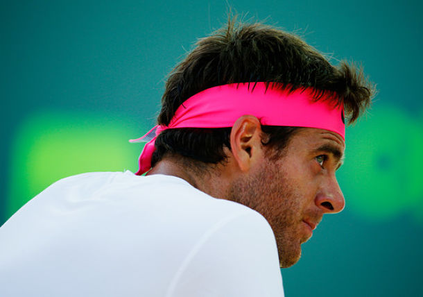 Juan Martin Del Potro to Return for Delray Beach