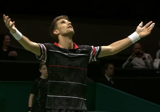 Klizan Completes Improbable Title Run in Rotterdam