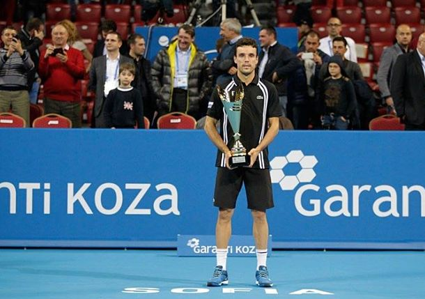 Bautista Agut Wins Second Title of 2016