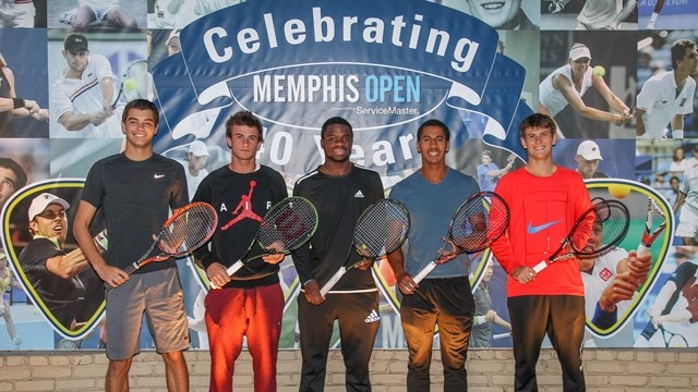 Five U.S. Teens in Memphis Draw, Most Since '89