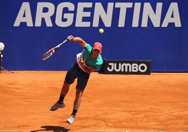 Thiem Pushes Past Nadal in Three in Buenos Aires