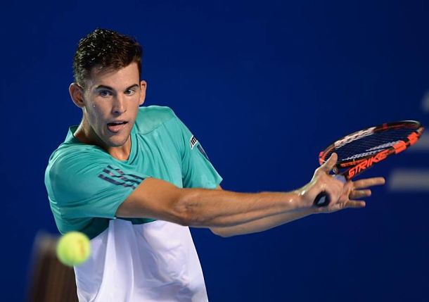 Thiem Stops Federer to Reach Rome Quarterfinals