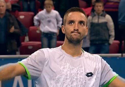 Red-Hot Troicki Edges Klizan to Reach Sofia Final