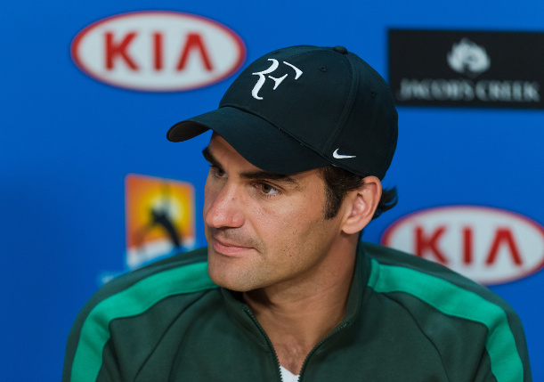 Federer Out After Knee Surgery
