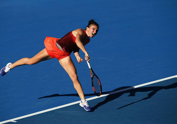 Halep Unsure about Nasal Surgery after Fed Cup