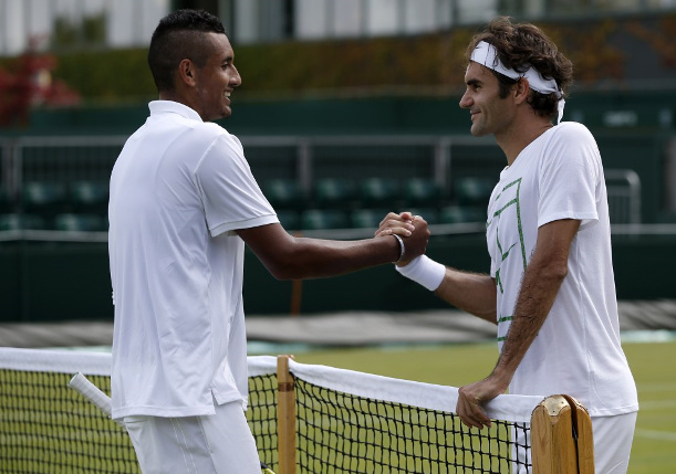 Clash Reunion: Previewing Federer vs. Kyrgios Quarterfinal
