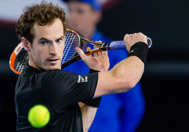 """Gutted"" Murray Withdraws From AO"