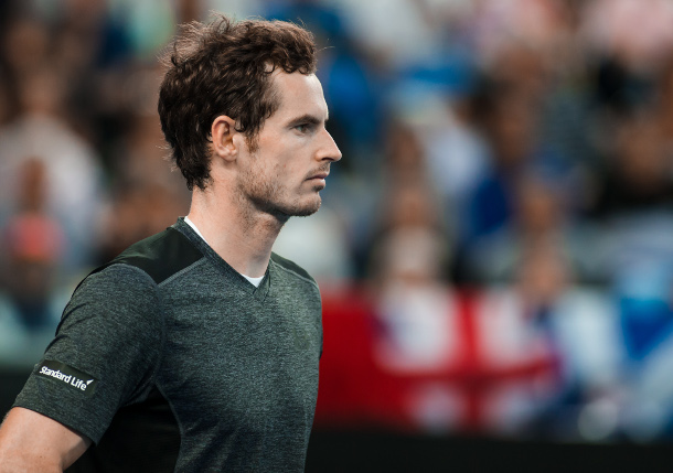 Drained Murray Shaken By Family Health Scare