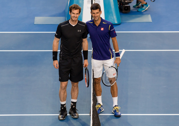 What about Novak Djokovic Impresses Andy Murray the Most?