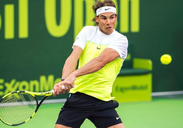 Nadal Wins Opener, Ferrer Upset in Doha