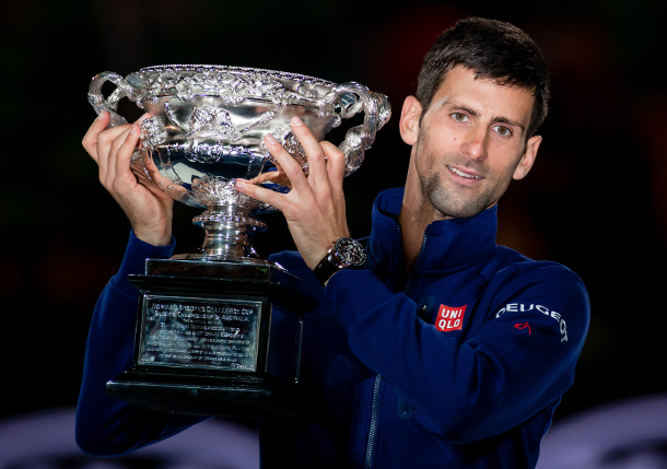 Djokovic Defeats Murray for Sixth AO Championship