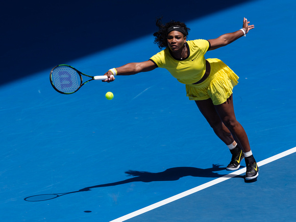 Serena Williams Australian Open 2016