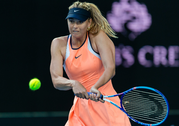 Sharapova Gets a Rogers Cup Wild Card