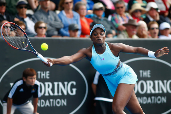 Sloane Stephens Endures Long Day to Win Auckland Title