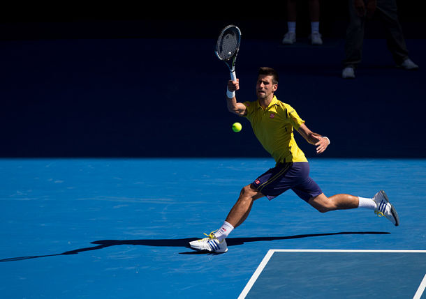Statisfaction: Nole's Breathtaking Numbers and a Peek Back at Melbourne