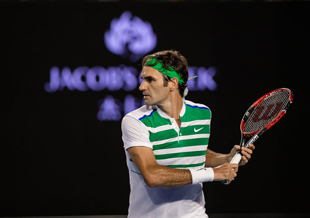 Federer Wins 300th Grand Slam Match With Victory Over Dimitrov